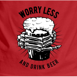 Camiseta Worry Less
